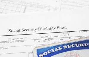 Social Security Disability Form and Payroll Credits