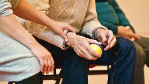 Oklahoma nursing home resident